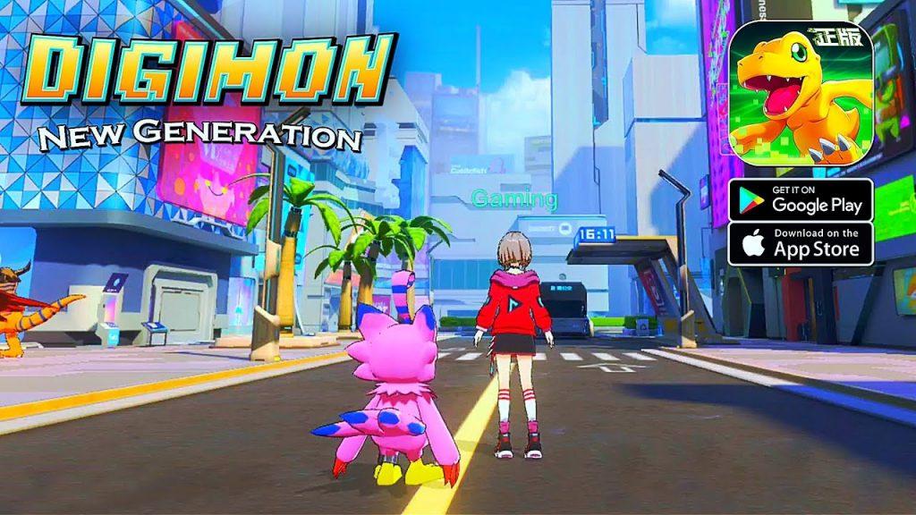 Digimon: New Generation